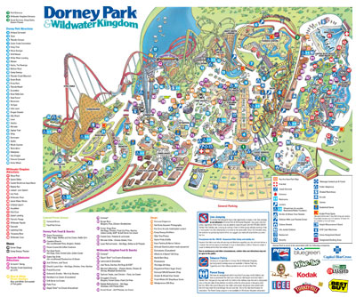 Ticket Pricing for Dorney Park and Wildwater Kingdom on