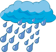 Image result for rainy day clipart