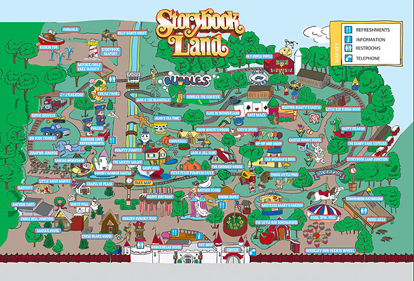 Storybook Land Information and Review